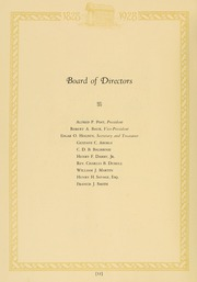 Philadelphia College of Osteopathic Medicine - Synapsis Yearbook (Philadelphia, PA) online yearbook collection, 1928 Edition, Page 16 of 228