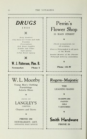 Pickering College - Voyageur Yearbook (Newmarket, Ontario Canada) online yearbook collection, 1938 Edition, Page 12