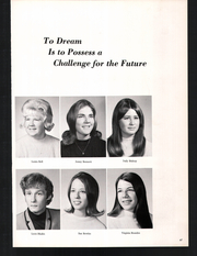 Pinckney High School - Pirate Log Yearbook (Pinckney, MI) online yearbook collection, 1970 Edition, Page 71
