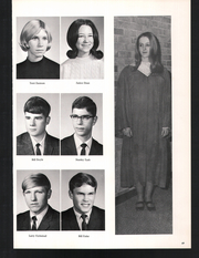 Pinckney High School - Pirate Log Yearbook (Pinckney, MI) online yearbook collection, 1970 Edition, Page 73