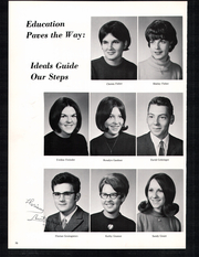 Pinckney High School - Pirate Log Yearbook (Pinckney, MI) online yearbook collection, 1970 Edition, Page 74