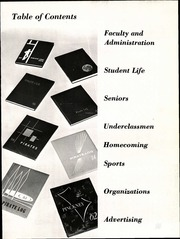 Pinckney High School - Pirate Log Yearbook (Pinckney, MI) online yearbook collection, 1971 Edition, Page 7 of 168