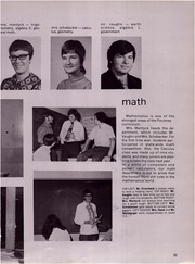 Pinckney High School - Pirate Log Yearbook (Pinckney, MI) online yearbook collection, 1974 Edition, Page 39