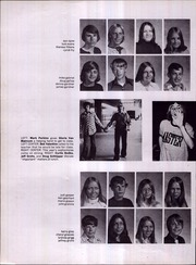 Pinckney High School - Pirate Log Yearbook (Pinckney, MI) online yearbook collection, 1974 Edition, Page 52