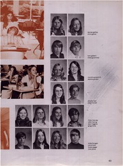 Pinckney High School - Pirate Log Yearbook (Pinckney, MI) online yearbook collection, 1974 Edition, Page 67