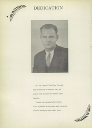 Pine Township High School - Eagle Yearbook (Otterbein, IN) online yearbook collection, 1956 Edition, Page 6 of 56