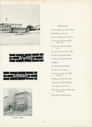 Pine Valley Central High School - Pine Knot Yearbook (South Dayton, NY) online yearbook collection, 1955 Edition, Page 7
