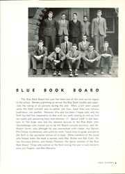 Pingry School - Blue Book Yearbook (Elizabeth, NJ) online yearbook collection, 1939 Edition, Page 17