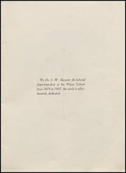 Piqua Central High School - Piquonian Yearbook (Piqua, OH) online yearbook collection, 1910 Edition, Page 7