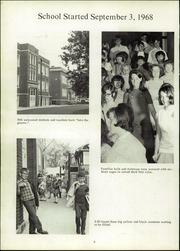 Pittsboro High School - Progress Yearbook (Pittsboro, IN) online yearbook collection, 1969 Edition, Page 6