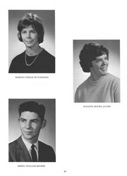 Pittsford Central High School - Hi Lights Yearbook (Pittsford, NY) online yearbook collection, 1963 Edition, Page 56
