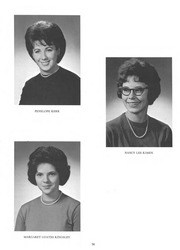 Pittsford Central High School - Hi Lights Yearbook (Pittsford, NY) online yearbook collection, 1963 Edition, Page 58