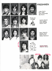 Pleasant Grove High School - Comets Yearbook (Seminole, OK) online yearbook collection, 1982 Edition, Page 15