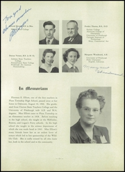 Plum Senior High School - Criterion Yearbook (Pittsburgh, PA) online yearbook collection, 1945 Edition, Page 17