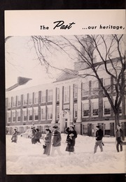 Plymouth High School - Pilgrim Yearbook (Plymouth, MA) online yearbook collection, 1960 Edition, Page 6