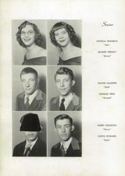 Pocahontas High School - Tomahawk Yearbook (Pocahontas, VA) online yearbook collection, 1950 Edition, Page 10
