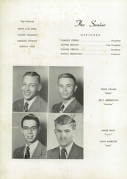 Pocahontas High School - Tomahawk Yearbook (Pocahontas, VA) online yearbook collection, 1950 Edition, Page 8