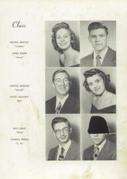 Pocahontas High School - Tomahawk Yearbook (Pocahontas, VA) online yearbook collection, 1950 Edition, Page 9 of 62