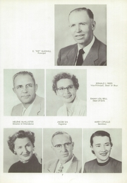 Pocatello High School - Pocatellian Yearbook (Pocatello, ID) online yearbook collection, 1955 Edition, Page 11 of 224
