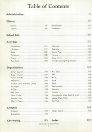 Pocatello High School - Pocatellian Yearbook (Pocatello, ID) online yearbook collection, 1955 Edition, Page 8 of 224