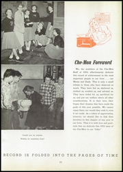 Point Marion High School - Che Mon Yearbook (Point Marion, PA) online yearbook collection, 1953 Edition, Page 9