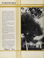 Polytechnic High School - Caerulea Yearbook (Long Beach, CA) online yearbook collection, 1961 Edition, Page 8 of 216