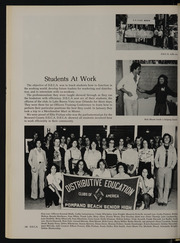 Pompano Beach High School - Beanpicker Yearbook (Pompano Beach, FL) online yearbook collection, 1977 Edition, Page 160