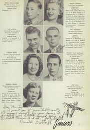 Ponca High School - Indian Yearbook (Ponca, NE) online yearbook collection, 1951 Edition, Page 13