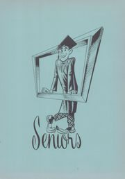 Ponca High School - Indian Yearbook (Ponca, NE) online yearbook collection, 1951 Edition, Page 9