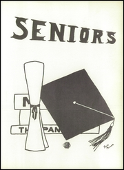 Port Byron Central High School - Panther Yearbook (Port Byron, NY) online yearbook collection, 1957 Edition, Page 13