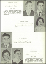 Port Byron Central High School - Panther Yearbook (Port Byron, NY) online yearbook collection, 1957 Edition, Page 17