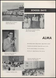 Port Neches Groves High School - War Whoop Yearbook (Port Neches, TX) online yearbook collection, 1958 Edition, Page 10