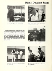 Portage Middle School - Portarama Yearbook (Fort Wayne, IN) online yearbook collection, 1970 Edition, Page 14