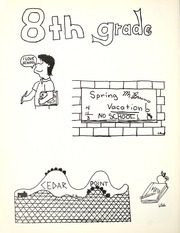 Portage Middle School - Portarama Yearbook (Fort Wayne, IN) online yearbook collection, 1986 Edition, Page 10