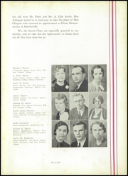 Portland High School - Tifoon Yearbook (Portland, IN) online yearbook collection, 1936 Edition, Page 15 of 76