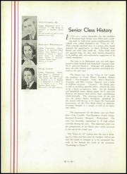 Portland High School - Tifoon Yearbook (Portland, IN) online yearbook collection, 1936 Edition, Page 16