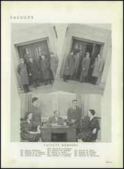 Pottstown High School - Troiad Yearbook (Pottstown, PA) online yearbook collection, 1945 Edition, Page 15 of 104