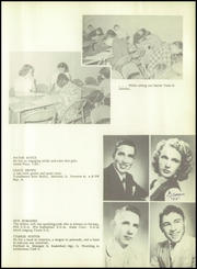 Powell High School - Panther Yearbook (Powell, WY) online yearbook collection, 1953 Edition, Page 15