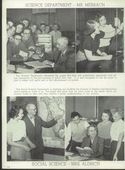 Pulaski High School - Cavalier Yearbook (Milwaukee, WI) online yearbook collection, 1952 Edition, Page 120