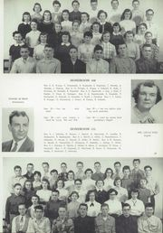 Pulaski High School - Cavalier Yearbook (Milwaukee, WI) online yearbook collection, 1954 Edition, Page 101 of 168