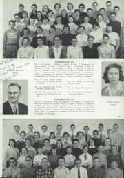 Pulaski High School - Cavalier Yearbook (Milwaukee, WI) online yearbook collection, 1954 Edition, Page 109