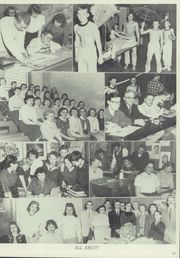 Pulaski High School - Cavalier Yearbook (Milwaukee, WI) online yearbook collection, 1954 Edition, Page 161 of 168