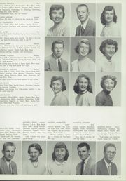 Pulaski High School - Cavalier Yearbook (Milwaukee, WI) online yearbook collection, 1954 Edition, Page 37