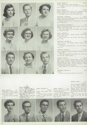 Pulaski High School - Cavalier Yearbook (Milwaukee, WI) online yearbook collection, 1954 Edition, Page 40