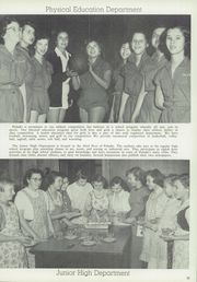Pulaski High School - Cavalier Yearbook (Milwaukee, WI) online yearbook collection, 1954 Edition, Page 93