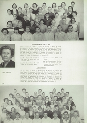 Pulaski High School - Cavalier Yearbook (Milwaukee, WI) online yearbook collection, 1955 Edition, Page 122