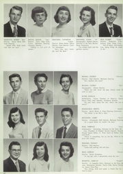 Pulaski High School - Cavalier Yearbook (Milwaukee, WI) online yearbook collection, 1955 Edition, Page 44 of 176