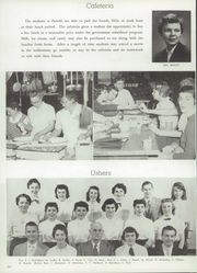 Pulaski High School - Cavalier Yearbook (Milwaukee, WI) online yearbook collection, 1956 Edition, Page 166 of 176