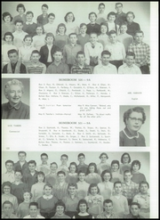 Pulaski High School - Cavalier Yearbook (Milwaukee, WI) online yearbook collection, 1957 Edition, Page 126 of 184