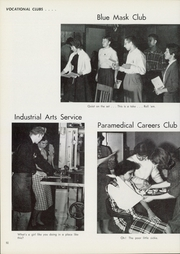 Pulaski High School - Cavalier Yearbook (Milwaukee, WI) online yearbook collection, 1960 Edition, Page 96